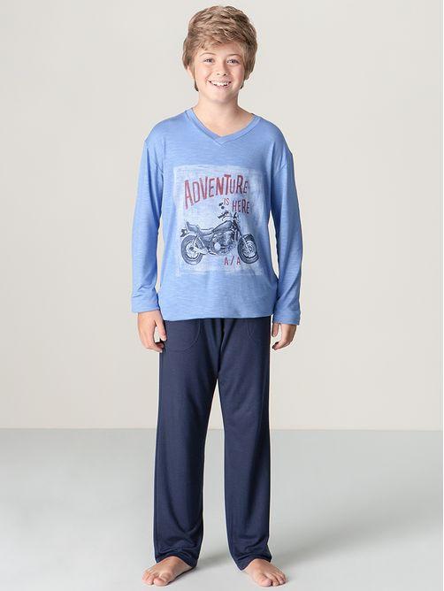 Pijama Infantil Adventure