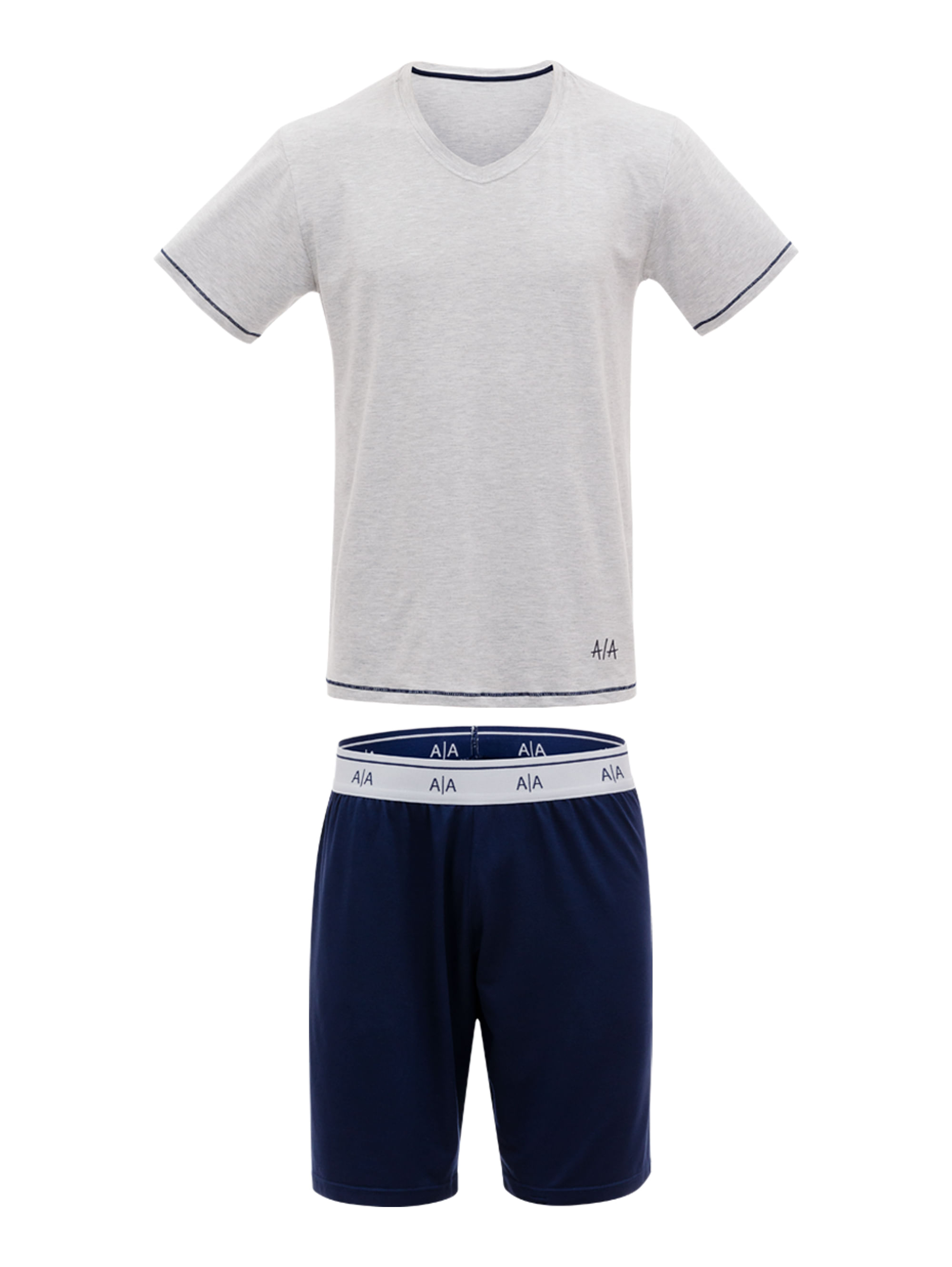 pijama masculino manga curta joao
