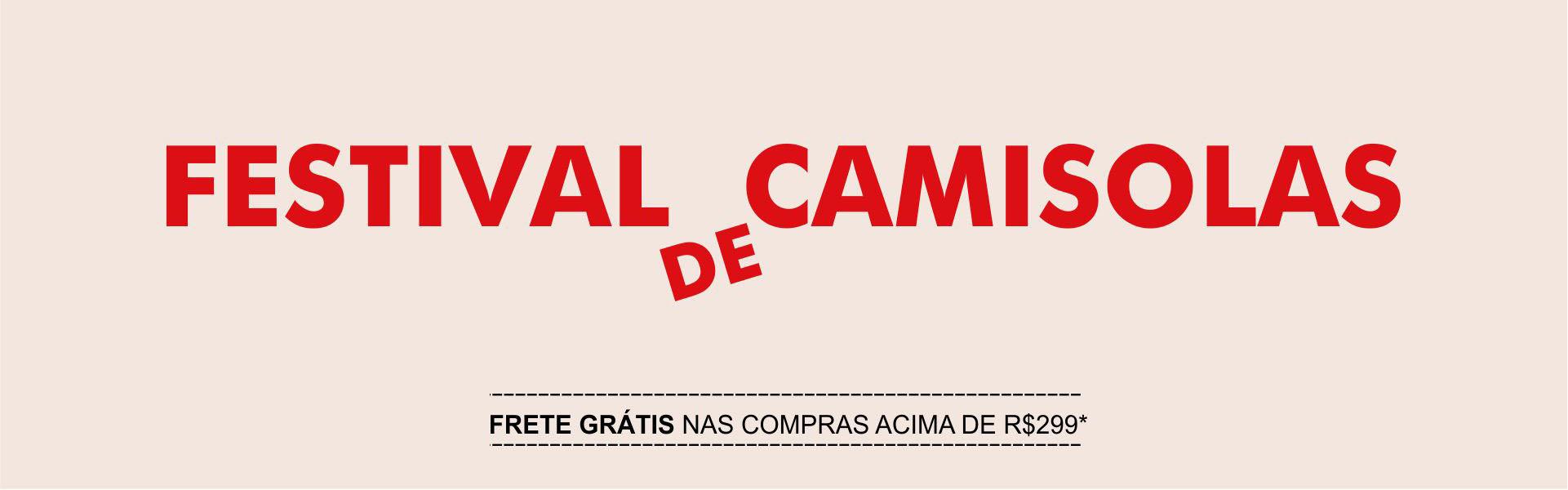 Banner Principal Festival de Camisolas