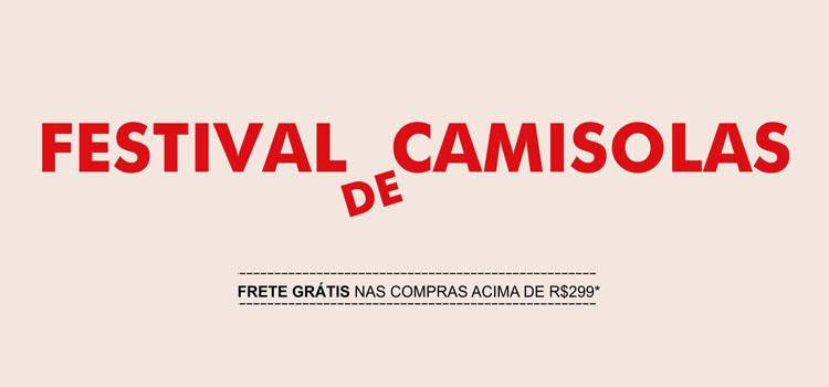 Banner Mobile Festival de Camisolas