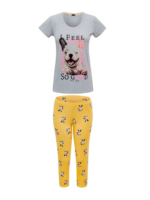 pijama-capri-manga-curta-feel-good-any-any