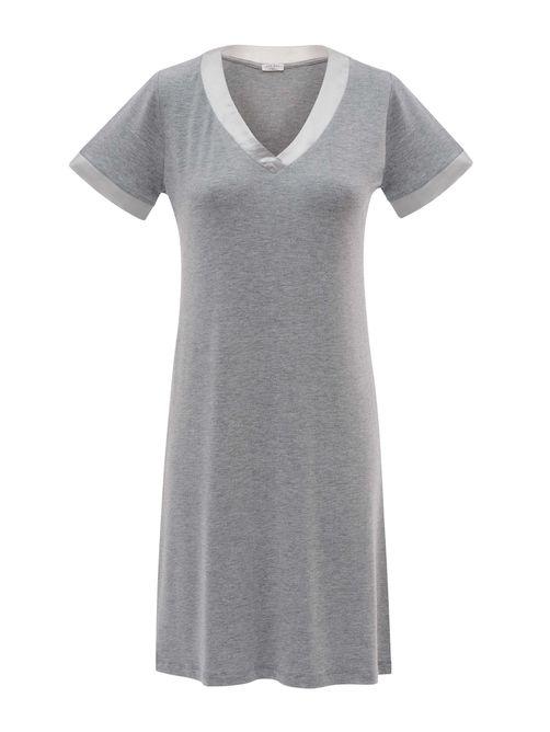 Camisola-Curta-Manga-Curta-Basic-Gray