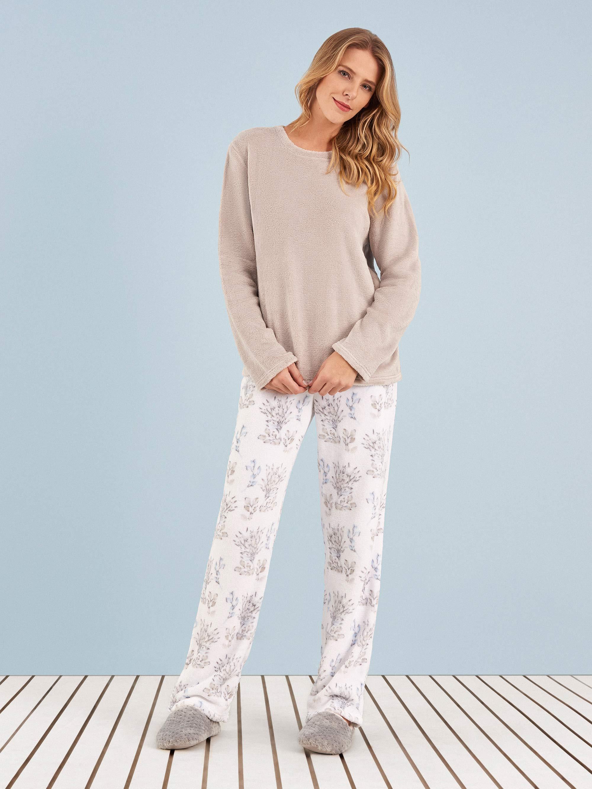 4a823992a0 pijama-manga-longa-soft-folhas-nina-any-any