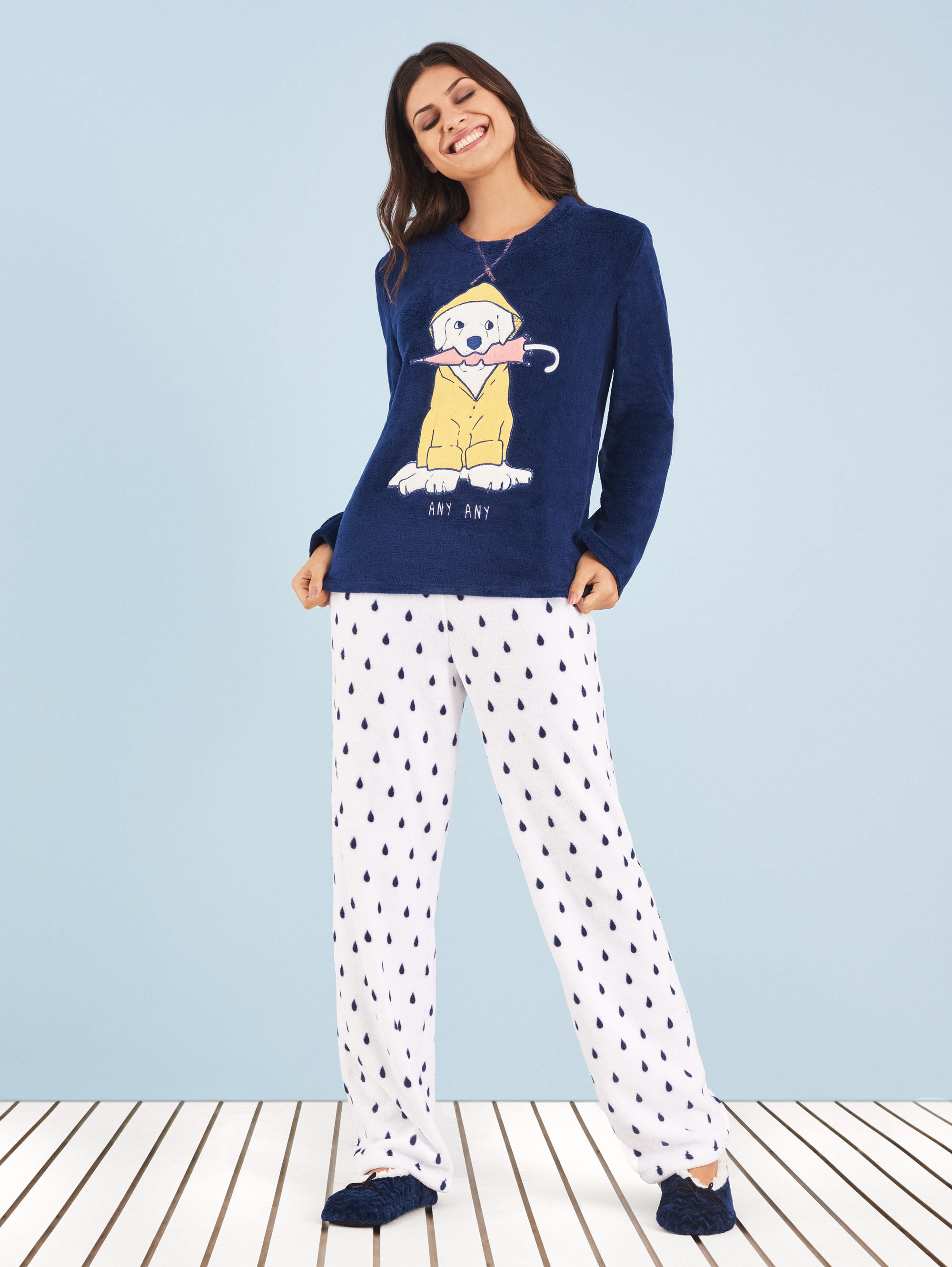 069813a00c pijama-manga-longa-soft-golden-chuva-any-any