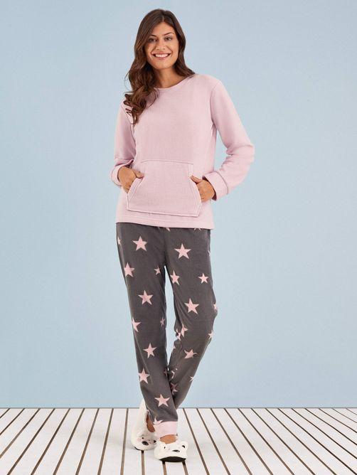 pijama-manga-longa-soft-pink-stars-any-any