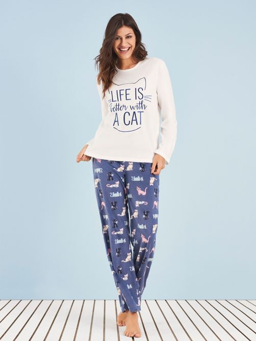 pijama-manga-longa-life-cat-any-any