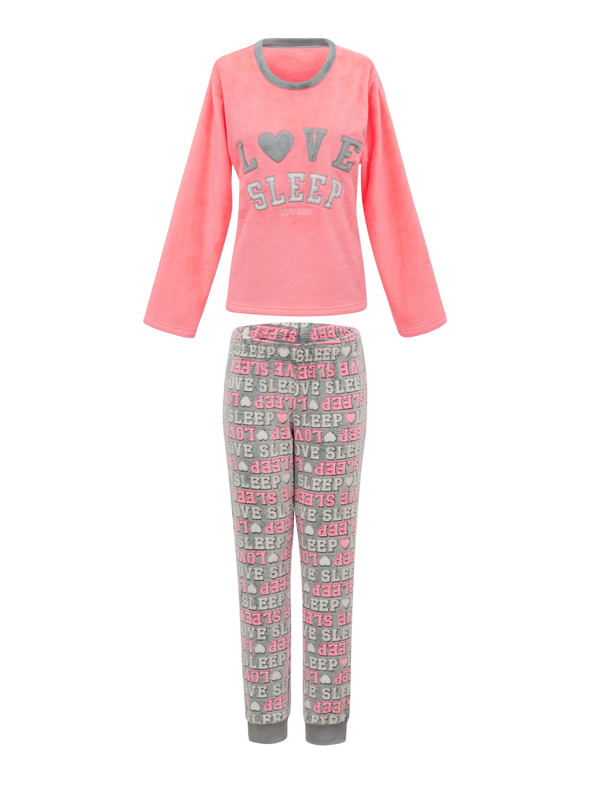 Pijama-Longo-Manga-Longa-Soft-Love-Sleep