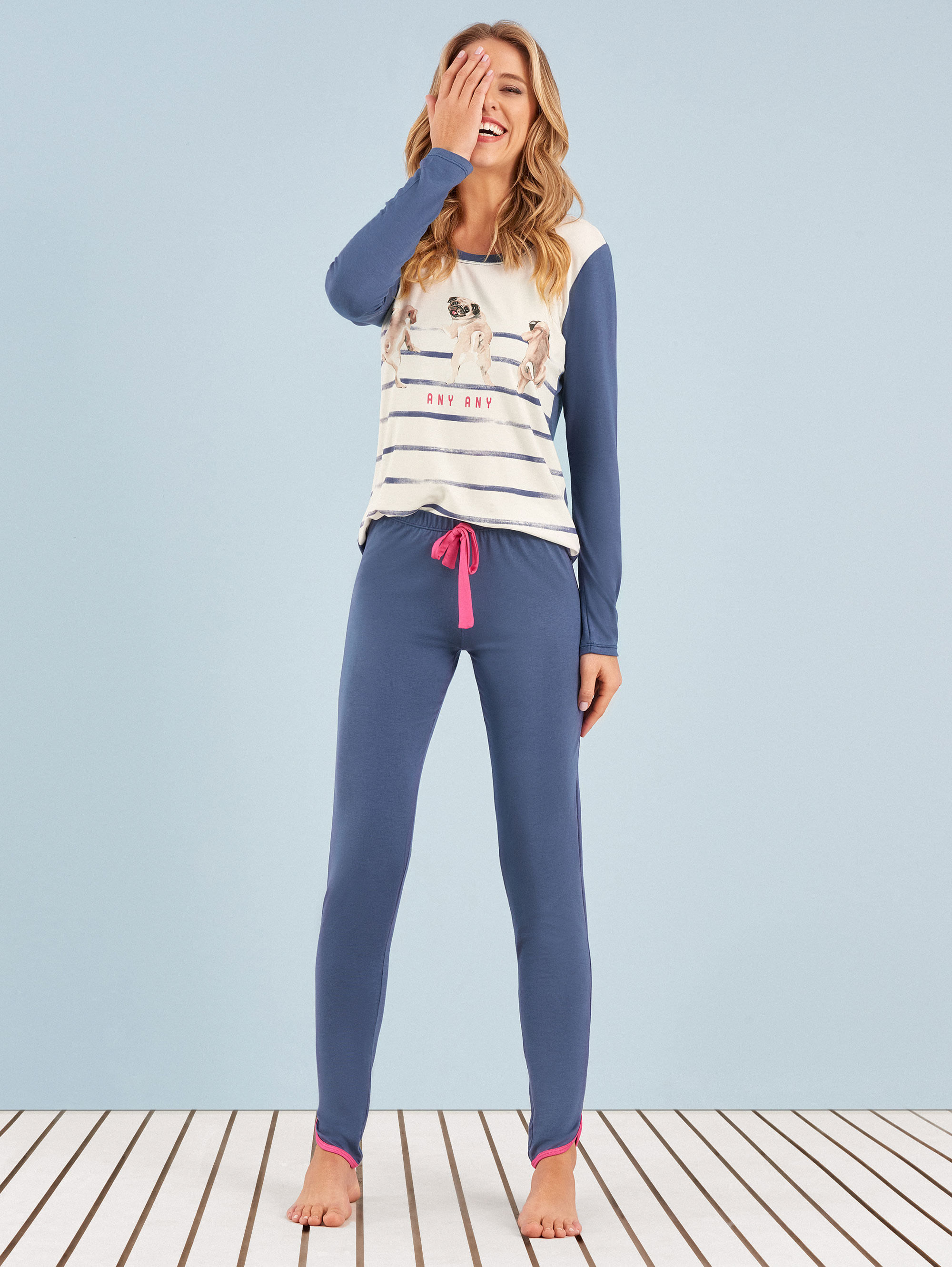 Pijama-Longo-Manga-Longa-Pug-Stripe-Any-Any