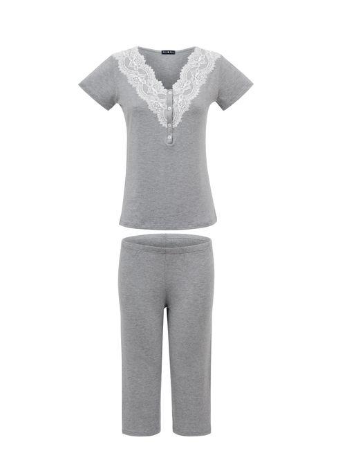 Pijama-Capri-Manga-Curta-Artemisia--Any-Any