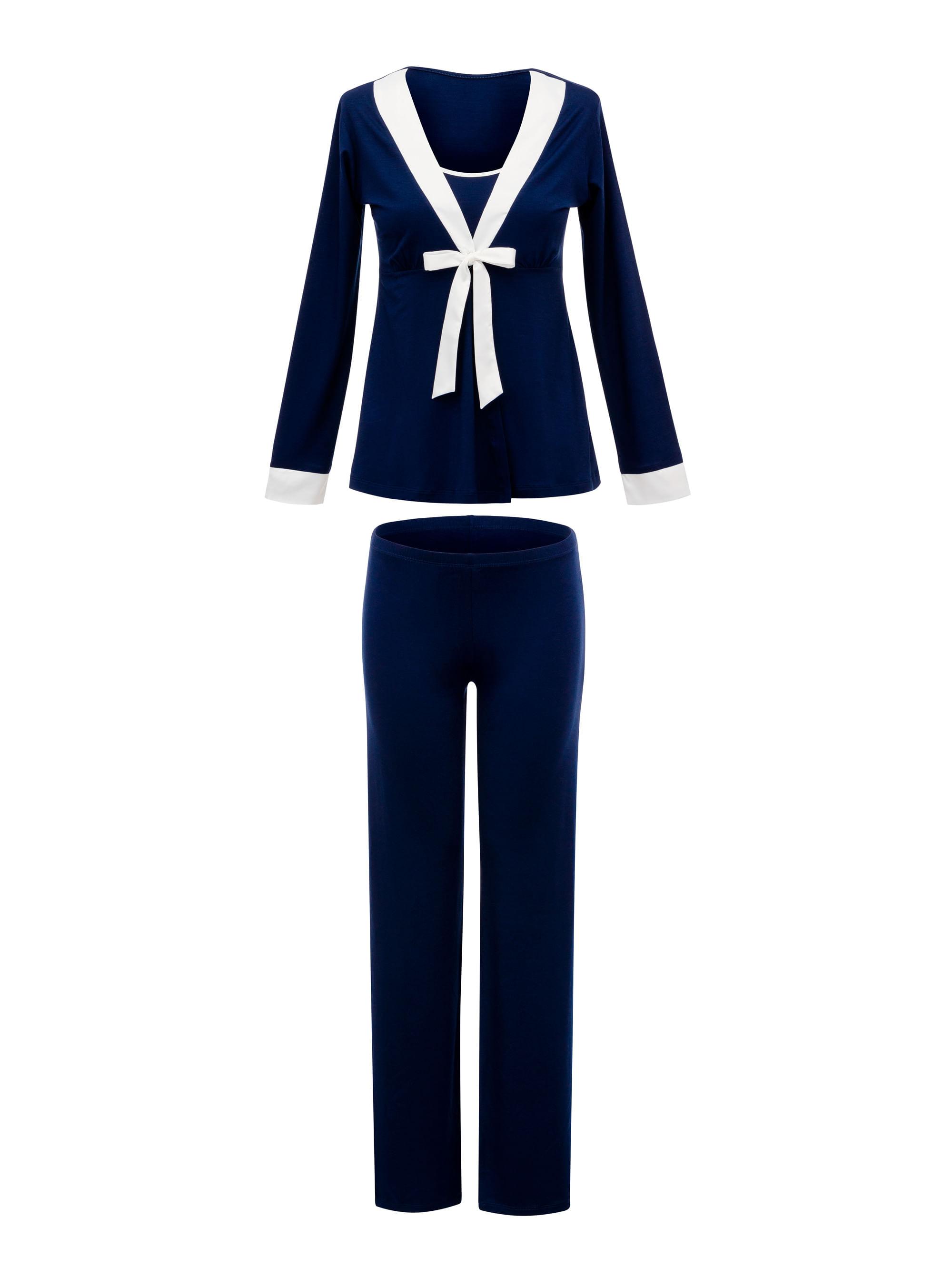 Pijama-Longo-Manga-Longa-Trio-Lola-Blue-Any-Any