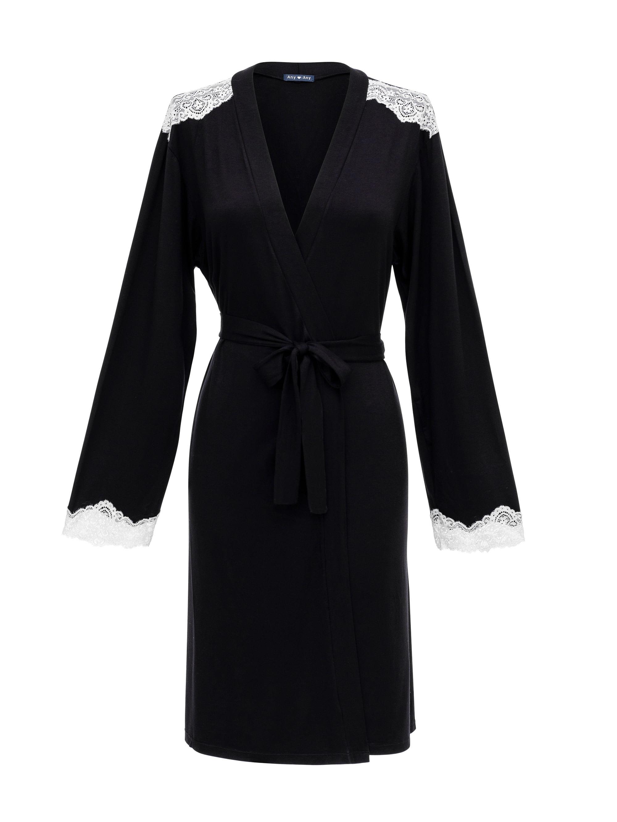Robe-Leandra-Black-Any-Any
