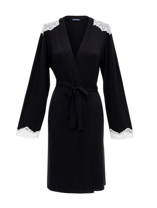 Robe-Leandra-Black-Any-Any