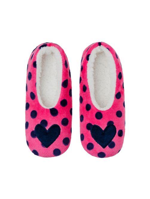 Pantufa-Texturas-Dots-Heart-16.04.016802022