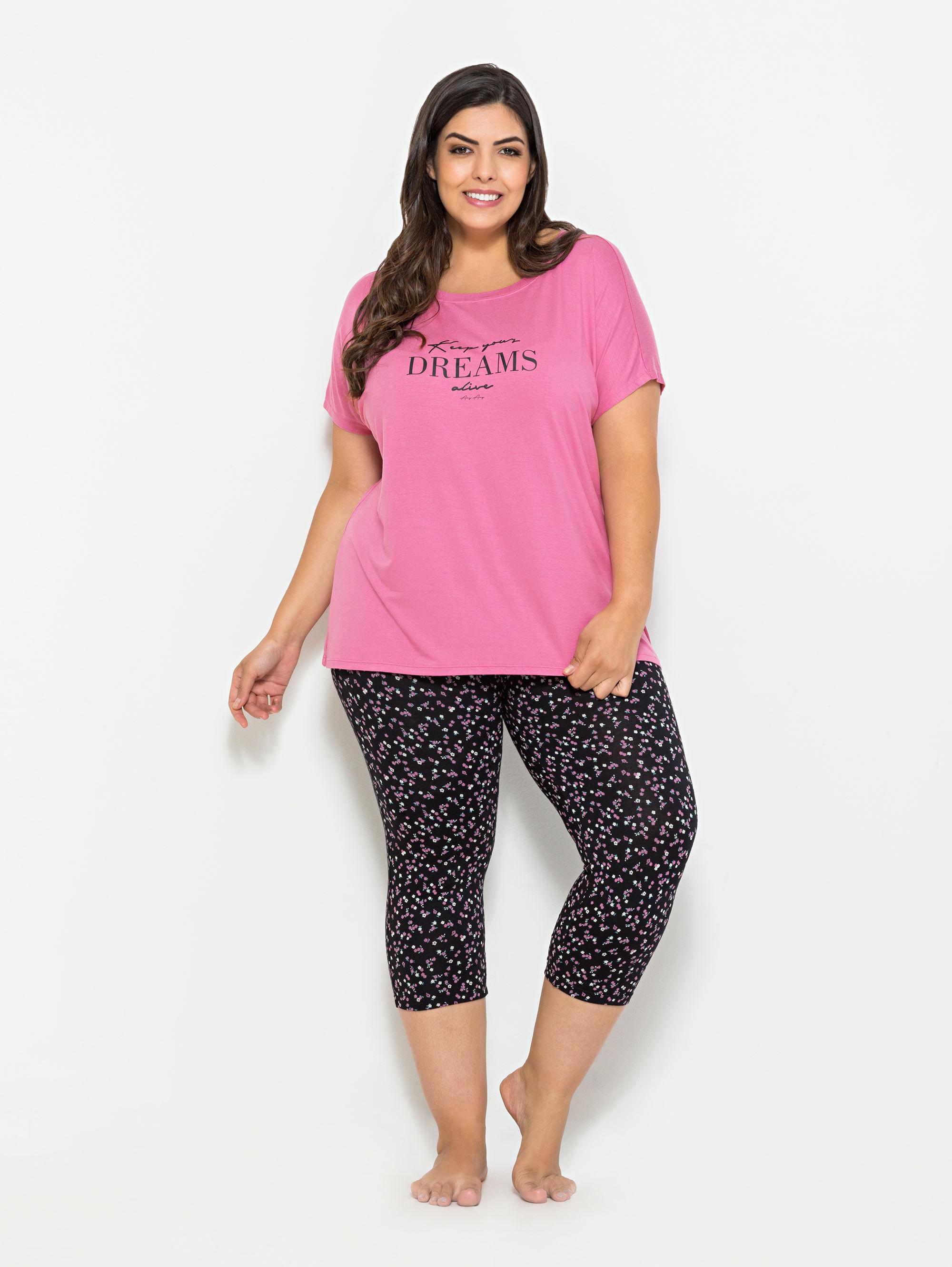 Pijama-Manga-Curta-Capri-Plus-Size-Feminino-Black-Flower-04.03.0610