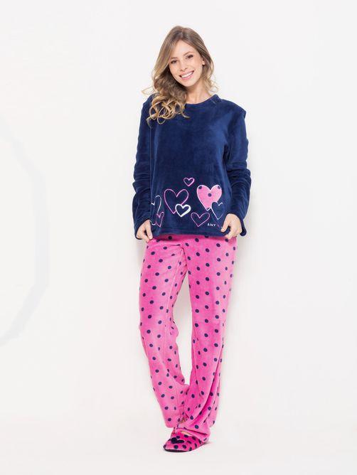 Pijama-Longo-Manga-Longa-Soft-Feminino-Dots-Hearts-04.01.1513