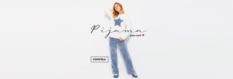 Último Banner - Pijamas para você