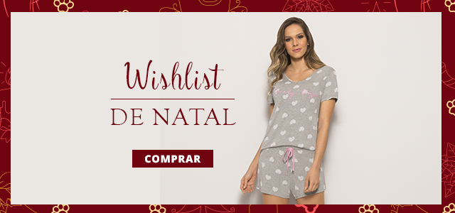 Mobile - WISH LIST DE NATAL