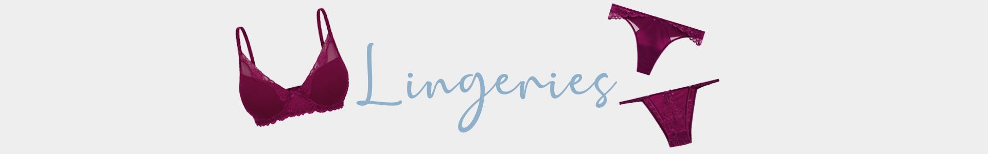 Banner Lingerie