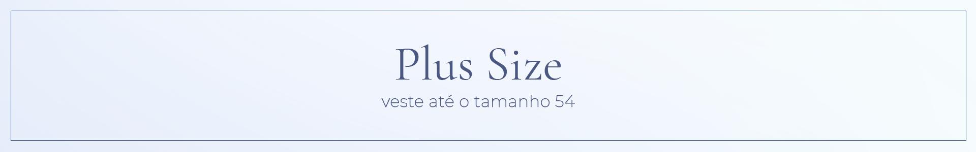 Banner Plus Size